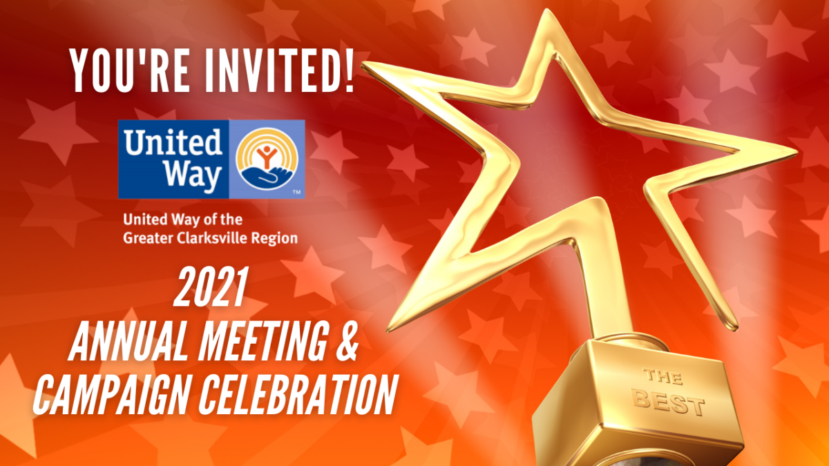 2021 Annual Meeting & Campaign Celebration