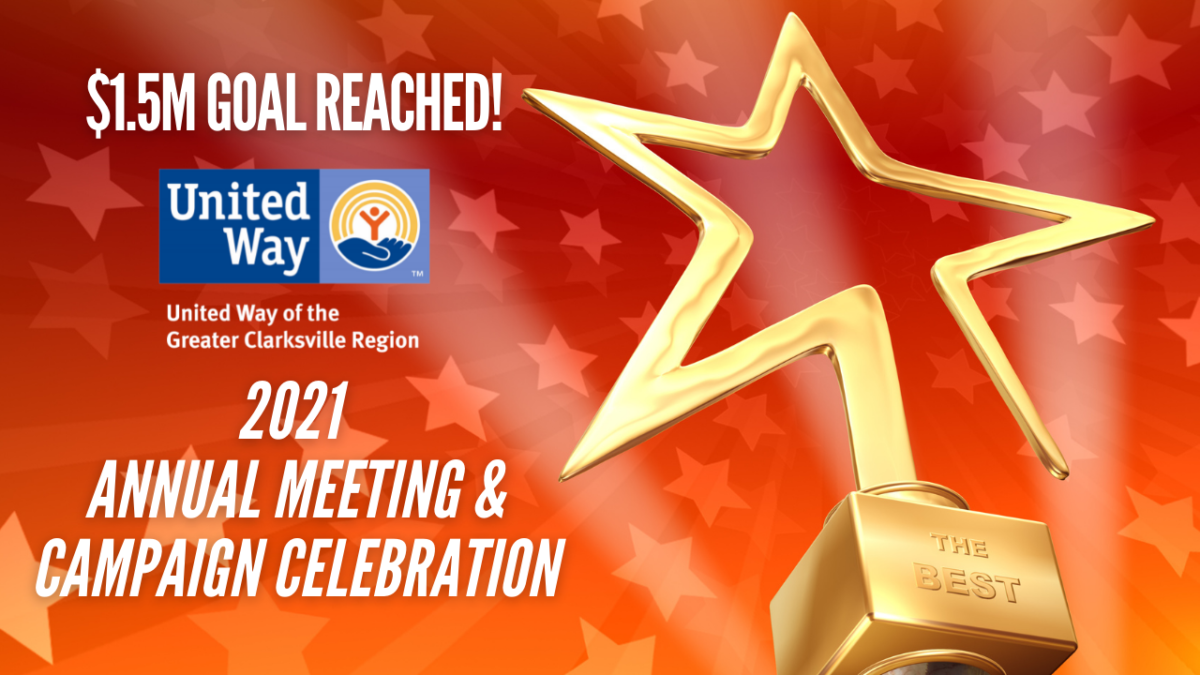 2021-22 UNITED WAY CAMPAIGN VICTORIOUS AT EXCEEDING THE $1.5 MILLION GOAL