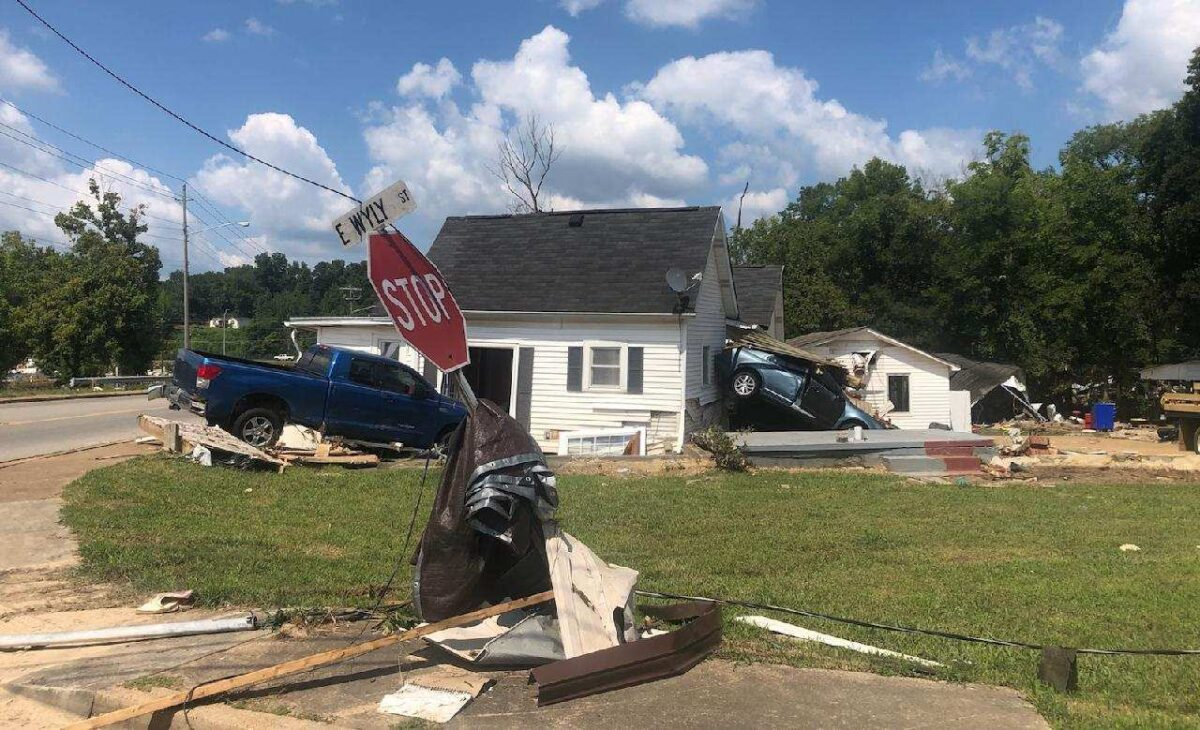American Red Cross TN Flood Relief Fund